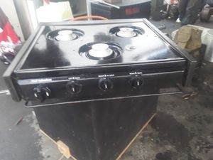 $5.00 NEED GONE TODAY! Portable propane stove top for Sale in Aberdeen, WA