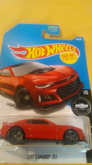 '16 Hot Wheels '17 Camaro ZL1 for Sale in Dillsburg, PA