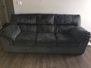 Pull Out Couch + 2 recliners for Sale in Arvada, CO