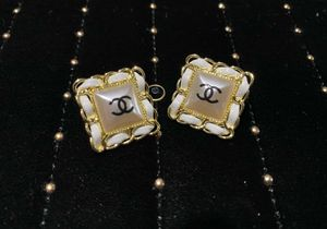 Square braided earrings for Sale in La Mirada, CA