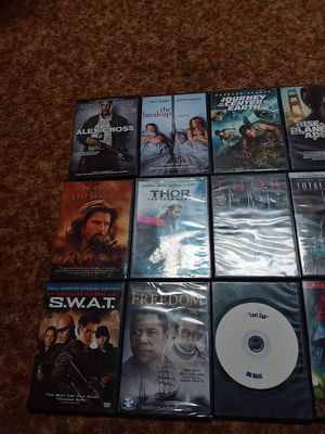 Movies dvds $2.00 each for Sale in Denver, CO