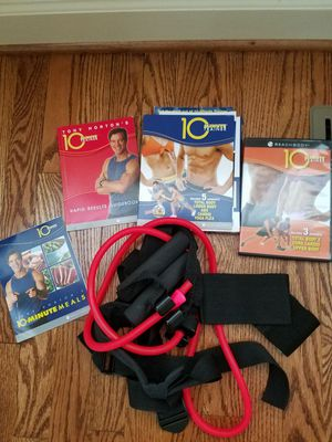 Tony Hortons workout package for Sale in Alexandria, VA