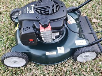 New Never Used Bolens Push Lawn Mower for Sale in Houston,  TX