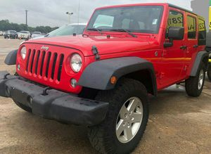 Jeep wrangler. for Sale in Houston, TX