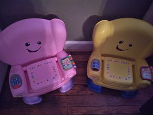 Kids Interactive Chairs Just needs Batteries..$20 for Sale in Chesapeake, VA