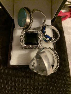 Silver rings for Sale in Whittier, CA