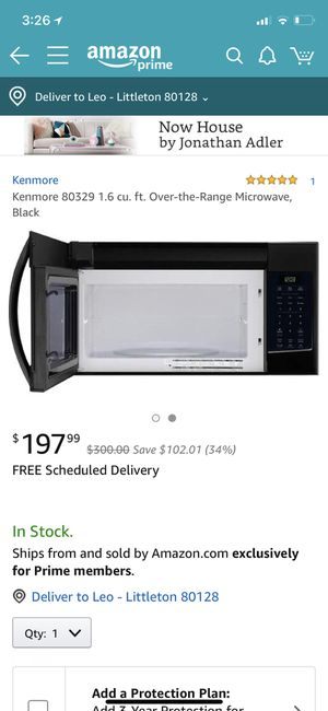 Brand New Kenmore Microwave! for Sale in Denver, CO