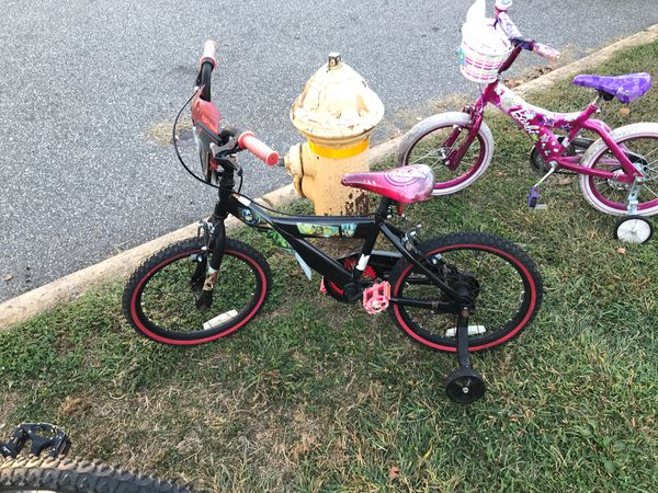 Good working bikes for free
