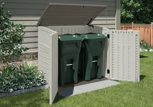 Sun Crest horizontal shed new in box for Sale in Miami, FL