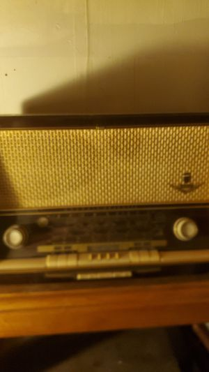 Vintage Grundig majestic stereo 5088 for Sale in Westminster, CA