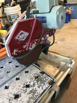 MK101 tile saw for Sale in Woodridge, IL