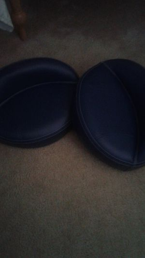 Two bass pro butt seats for boat for Sale in Blackwood, NJ