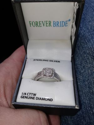Wedding set rings for Sale in Tulsa, OK