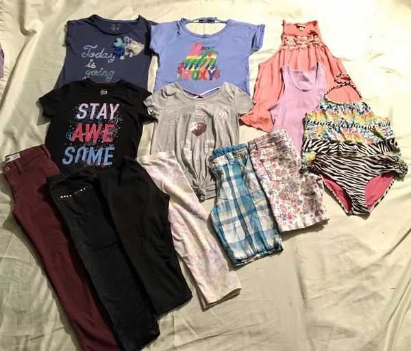 10/12 clothes