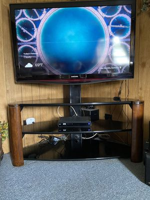 Corner tv stand for Sale in Yardley, PA