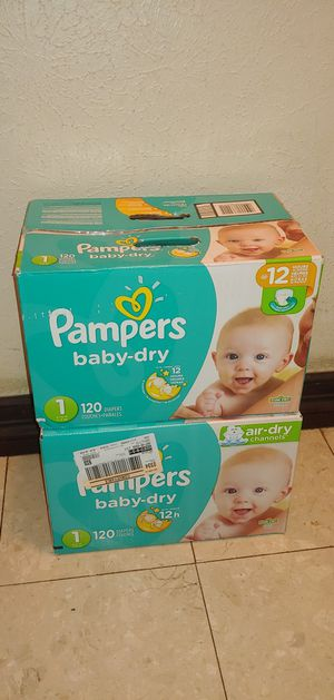 Pampers for Sale in Duncanville, TX