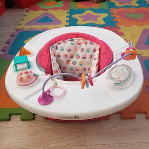 Summer Infant 4 in 1 Floor Seat Booster Seat Play Seat for Sale in Lakeside, CA