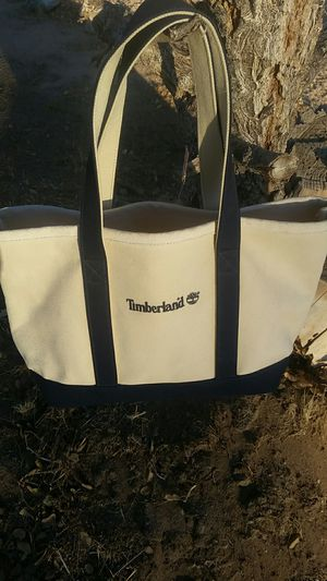 Timberland Heavy-duty cloth bag for Sale in Apple Valley, CA