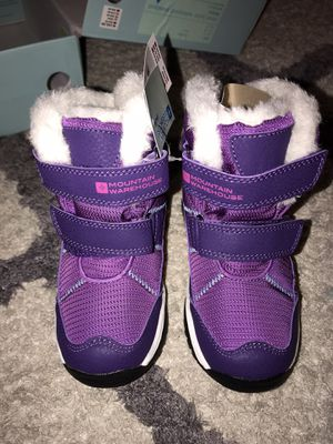 Toddler Snow Boots size 10 for Sale in Fort Lauderdale, FL