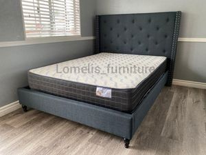 Cal king beds with mattresses included for Sale in Temecula, CA