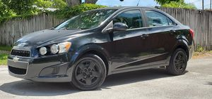 2013 Chevy Sonic for Sale in Hollywood, FL