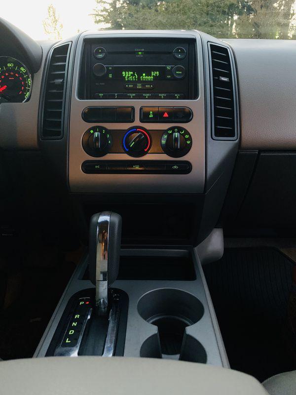 2007 Ford Edge Awd