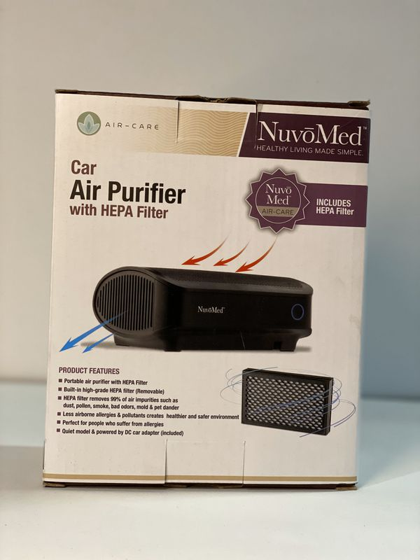 Car Purifier With HEPA Filter on sale