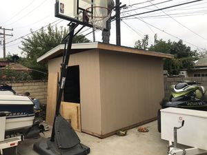 Shed for Sale in Whittier, CA