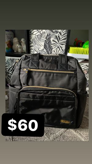 SKIP HOP BLACK DIAPER BAG for Sale in San Marcos, CA
