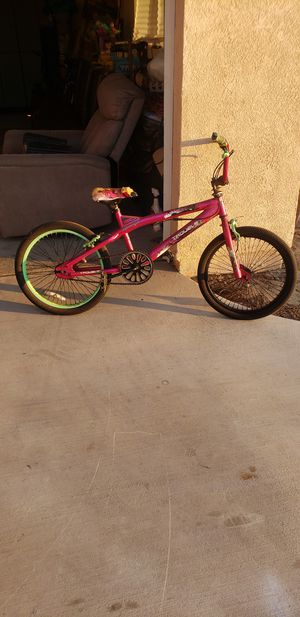 Freestyle bike for Sale in San Jacinto, CA