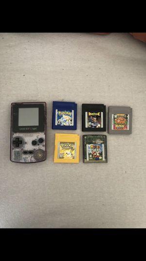 Gameboy color, Pokemon games for Sale in Burke, VA