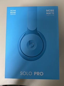 BEATS SOLO PRO for Sale in Pelham,  NH