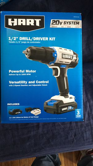 1/2 drill kit driver kit for Sale in Chicago, IL