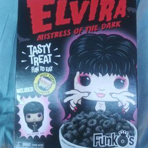 Elvira Funko Cereal for Sale in Stevens, PA