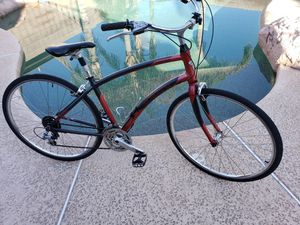 Electra Verse 7 speed hybrid road bike bicycle cruiser 700 tires for Sale in Avondale, AZ