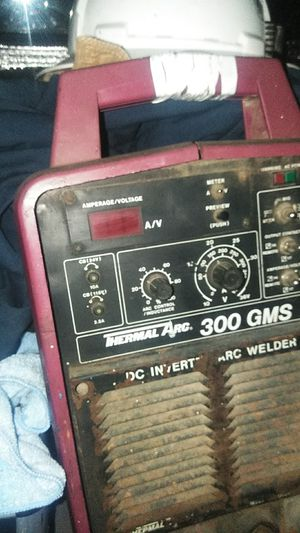 Thermal arc 300 gms stick welder for Sale in Tacoma, WA