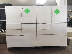 Locking Combo Cabinets! for Sale in Portland, OR