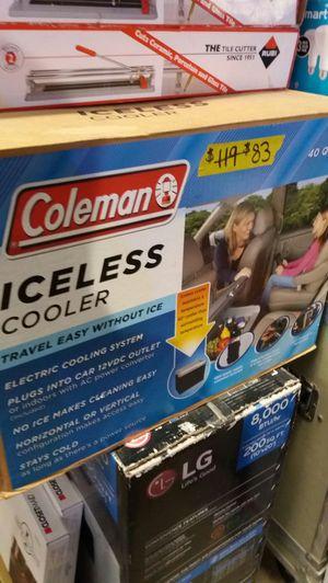 Coleman iceless cooler for Sale in Phoenix, AZ
