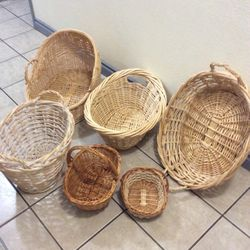 Baskets Big And Small for Sale in Tualatin,  OR