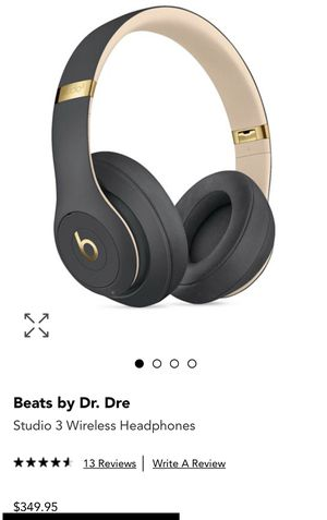 Studio Beats by Dr. Dre for Sale in El Cajon, CA