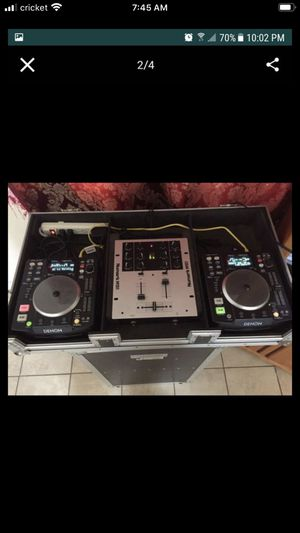 DJ SET SALE OR TRADE for Sale in Turlock, CA