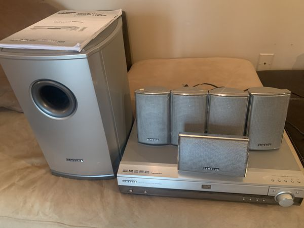 Samsung HT-DB600 5-Disc DVD Home Theater System