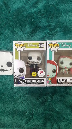 Funko POP! Disney Nightmare Before Christmas Bundle for Sale in Chula Vista, CA