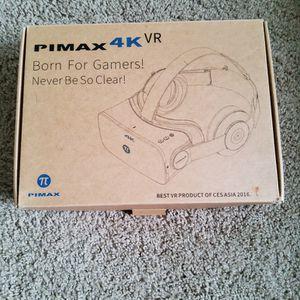 VR Headset 4K for Sale in San Jose, CA