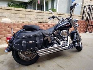 Harley Davidson softail heritage 6 k miles new tires for Sale in Santa Clarita, CA