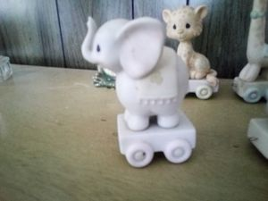 """ORIGINAL """"Precious Moments"""" Birthday Train pieces for sale!!! for Sale in Kewaskum, WI"""