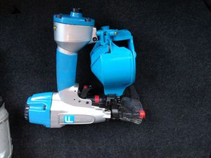 Fasco pneumatic air nailer with nails for Sale in Moreno Valley, CA
