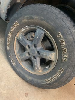 More Rims and Tires! for Sale in Greenville,  AL