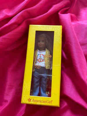 American girl Julie mini doll for Sale in Montclair, CA