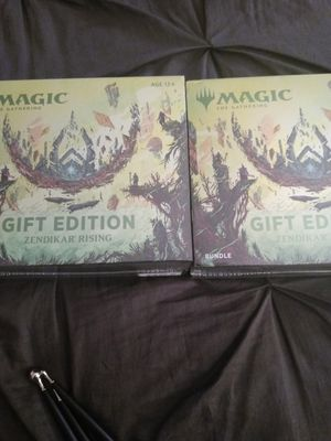 2 Magic gift edition boxes for Sale in Fair Oaks, CA